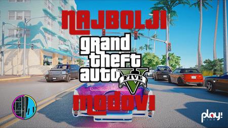 najbolji GTA 5 modovi