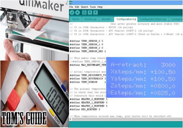 Calibrating a Sunhokey Prusa i3 3D printer kit - Making It Up