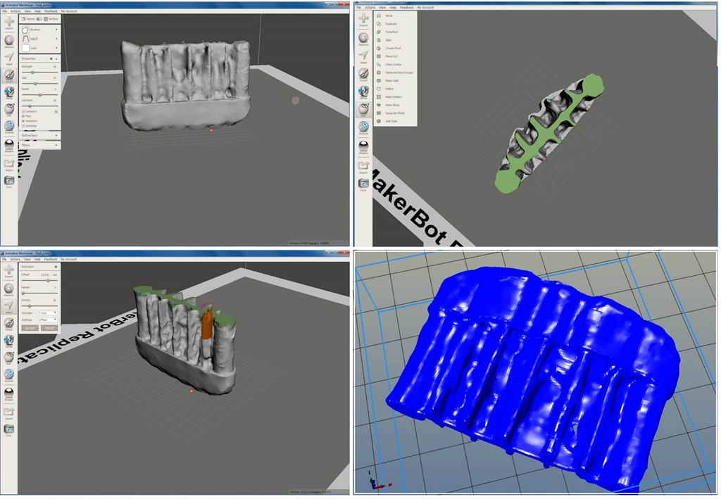 Using Meshmixer - Learning to 3D Sculpt - Making It Up