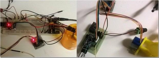 breadboard to circuit board