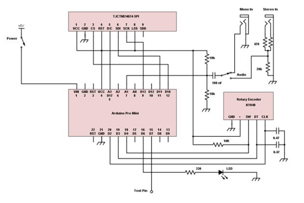 morse decoder circuit