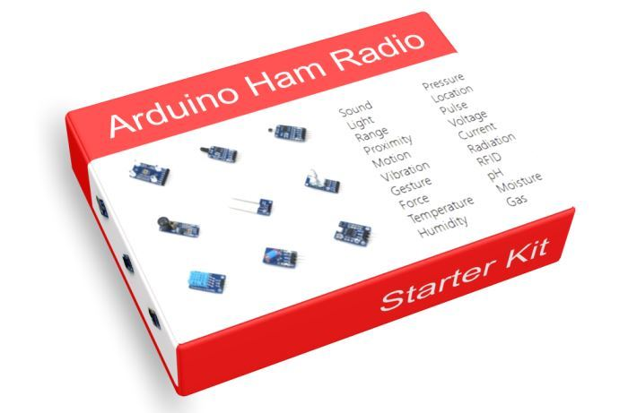 Ham Arduino Sensors - Measure Almost Anything - Making It Up