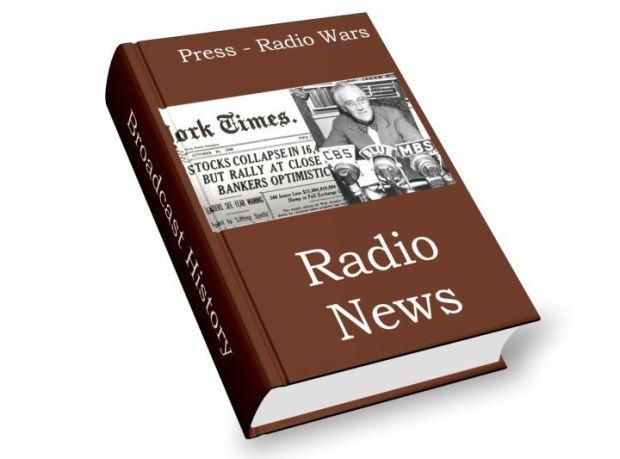 press-radio wars