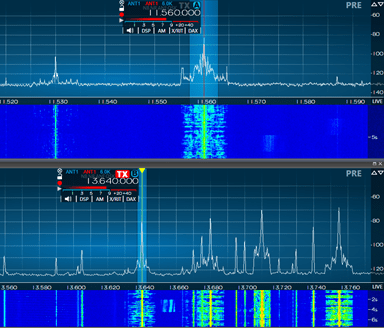 Multiple Receiver Monitoring with SDR - Making It Up