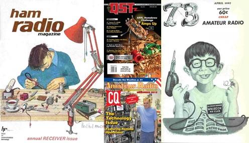 ham radio magazines