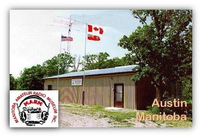 manitoba amateur radio museum