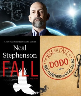 neal stephenson writes