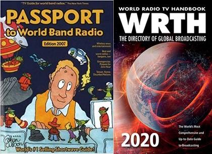 SWL handbooks