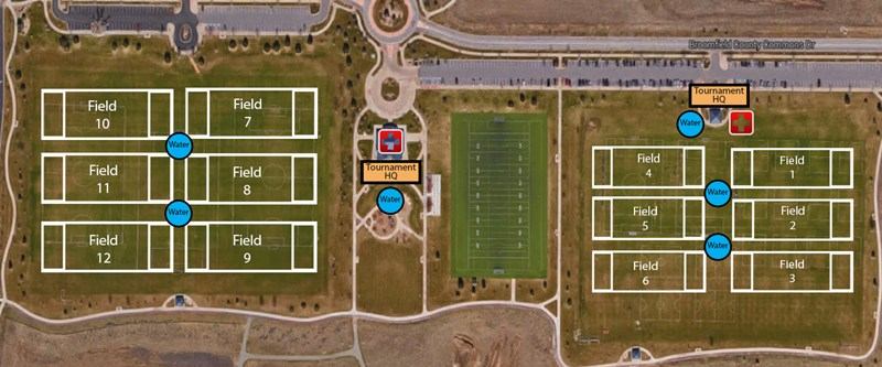 Event Field Map Play Usa Ultimate