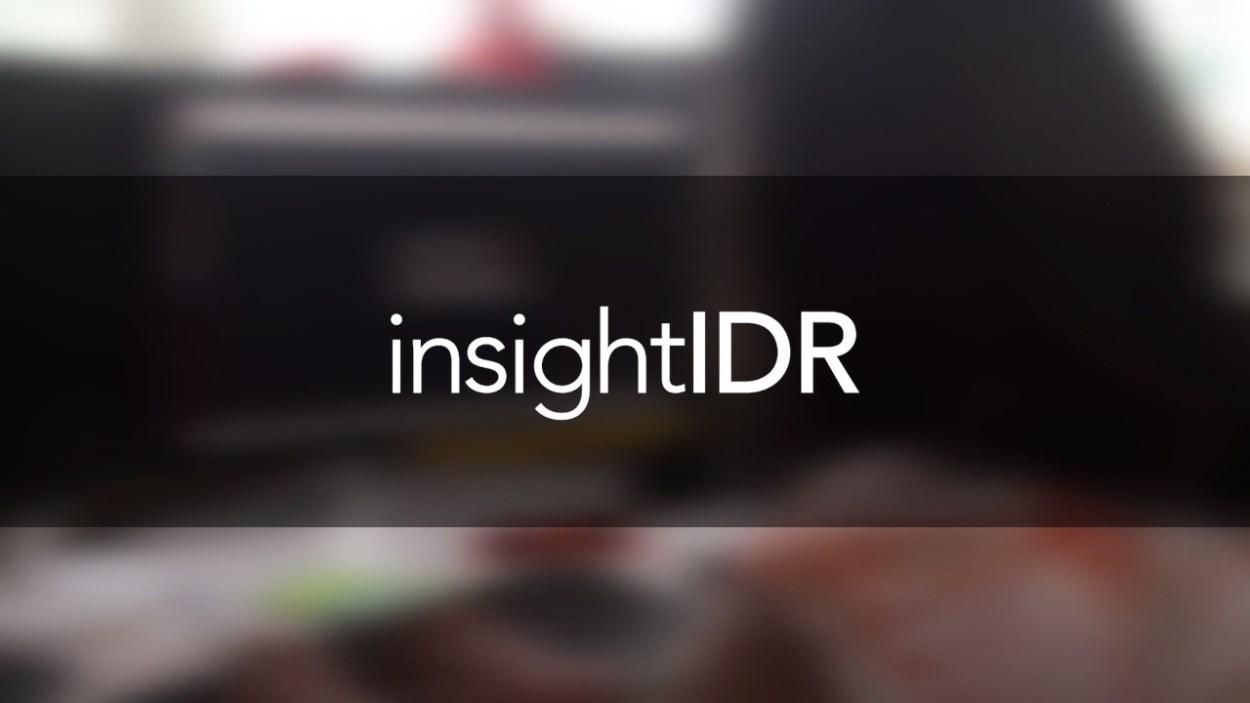 InsightIDR