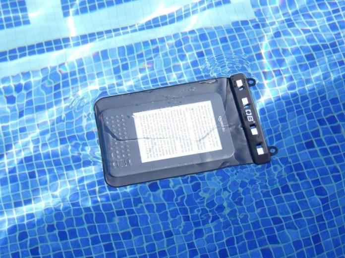 Over-Board Waterproof eBook Reader & Kindle Case Review