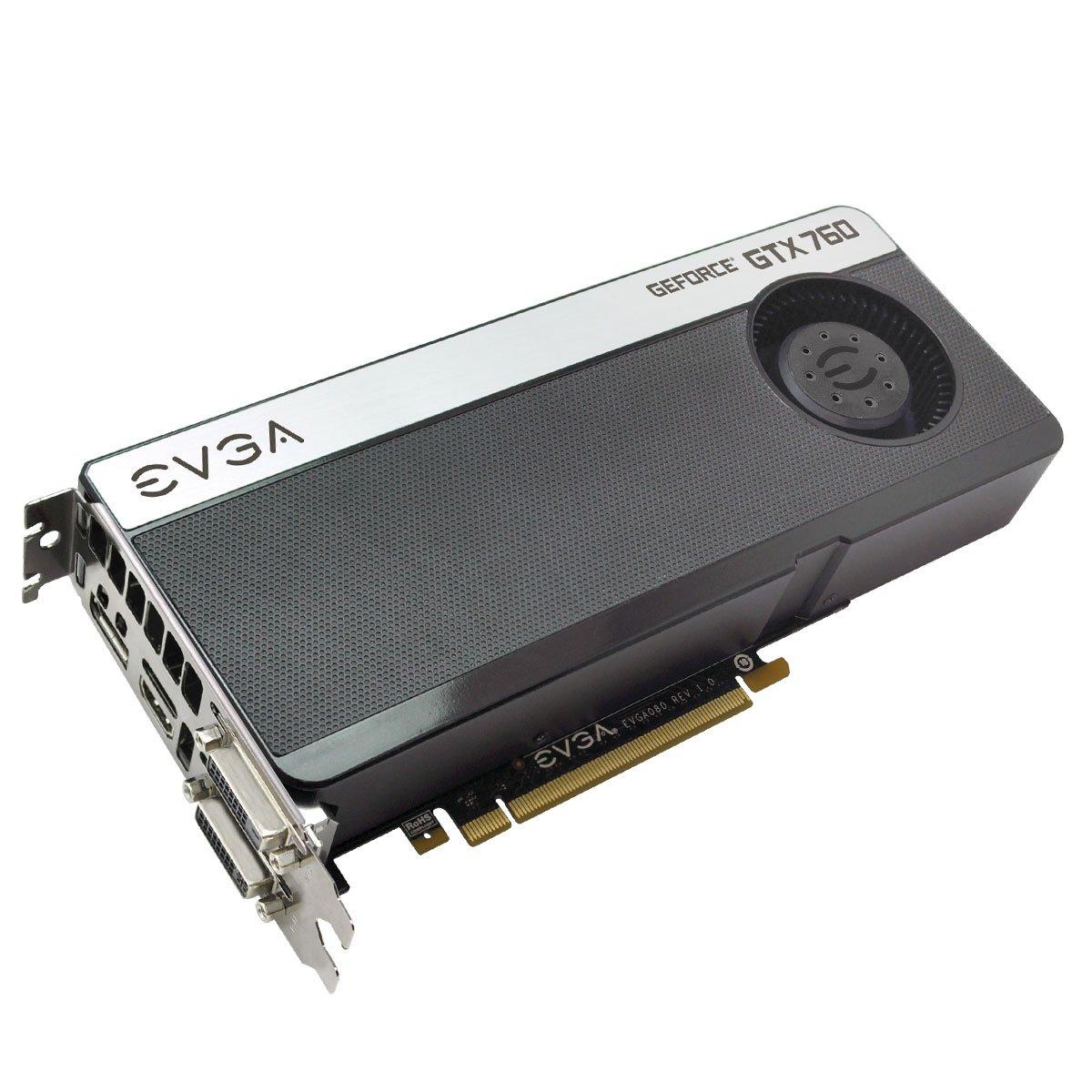 EVGA 4GB GTX 760 Review | Play3r