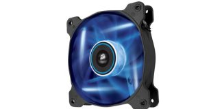 Corsair-Air-LED-Fan