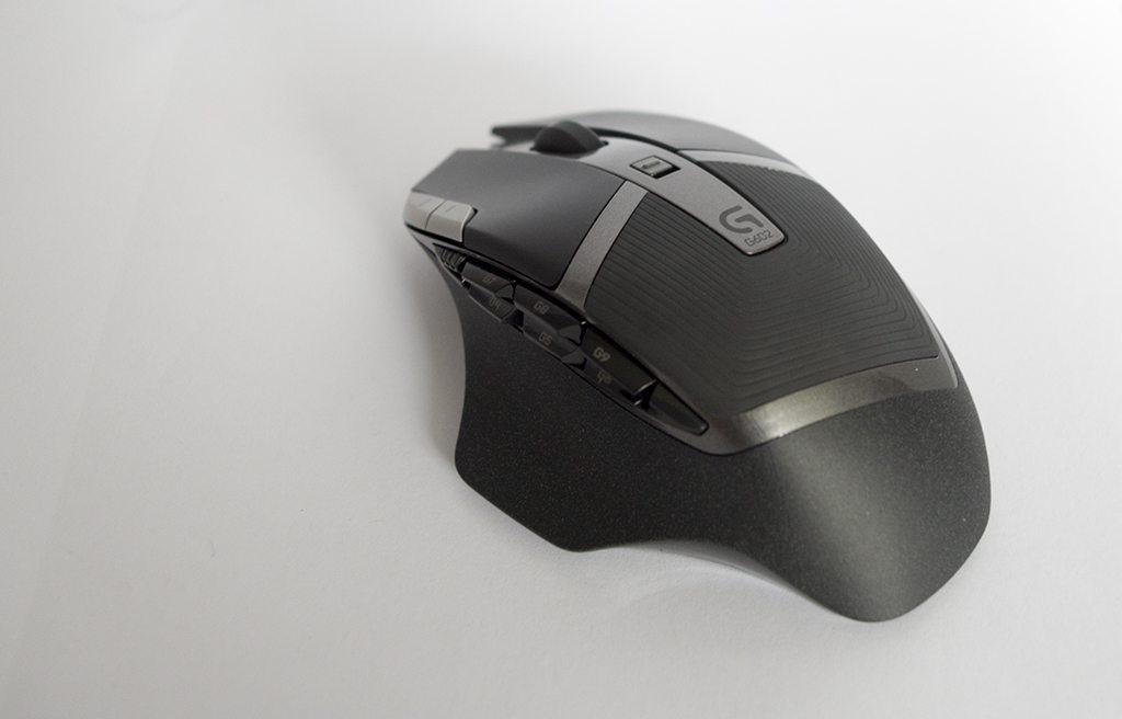 Logitech G602 Review   Play3r
