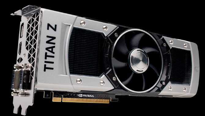 GeForce GTX TITAN Z Insane Graphics From An Insane Graphics Card!