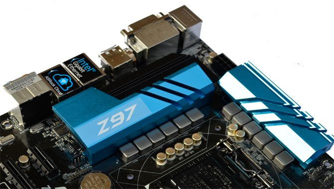 ASRock Z97 Extreme6 Motherboard Review | Play3r