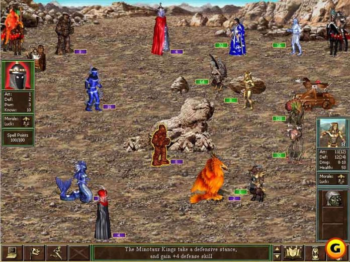 Heroes of Might Returning in HD