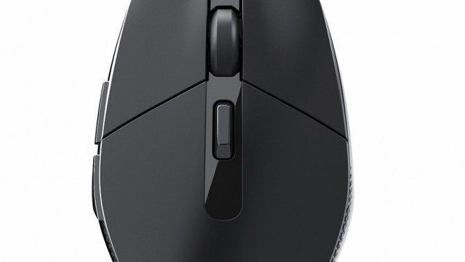 Logitech G302 Daedalus Prime MOBA Gaming Mouse Review