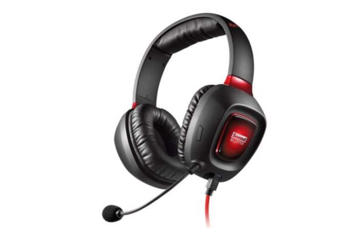 Creative Sound Blaster TACTIC3D RAGE USB V2.0 Gaming Headset Review 5