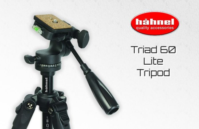 Hahnel Triad 60 Lite Tripod Review