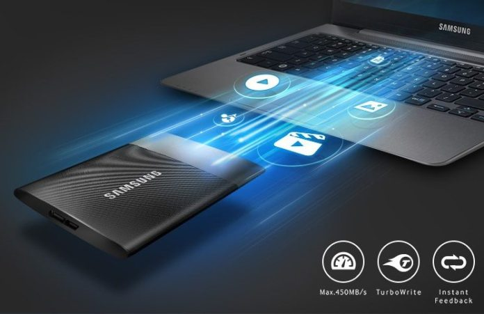 Samsung T1 250GB Portable USB 3.0 SSD Review 2