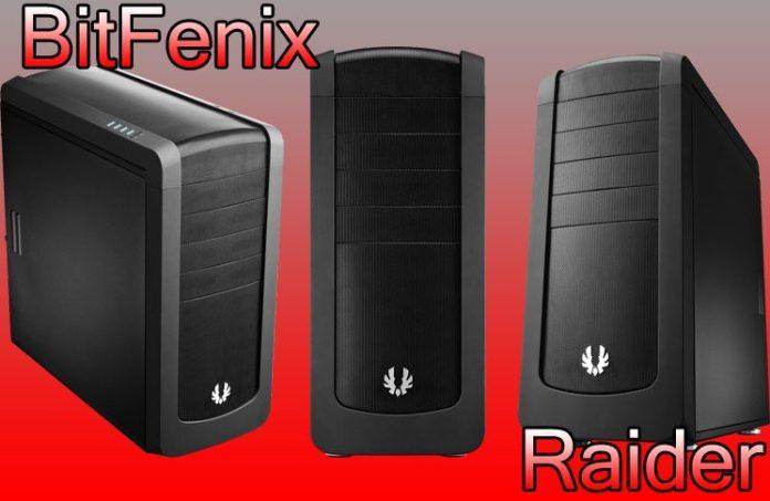 BitFenix Raider Review 14