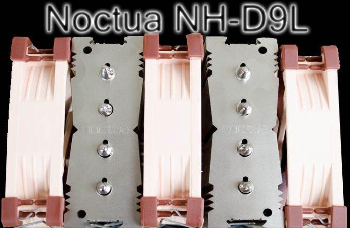 Noctua NH-D9L CPU Cooler Review 2