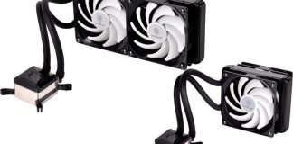 SilverStone Announces Tundra TD02-E and TD03-E AIO CPU Coolers 6