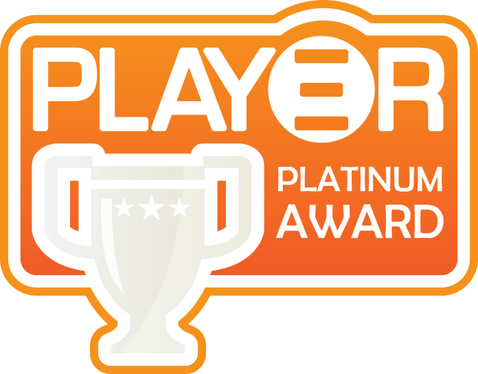 Platinum Award - Play3r