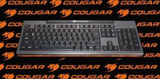 Cougar 200K Gaming Keyboard Review 12