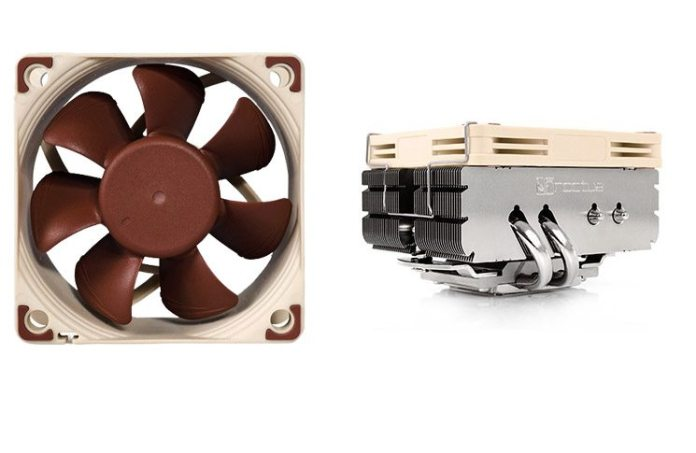 Noctua Releases NH-L9x65 Cooler and NF-A6x25 Fan 3