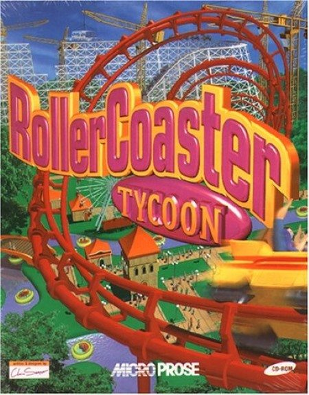 Happy Birthday - Rollercoaster Tycoon