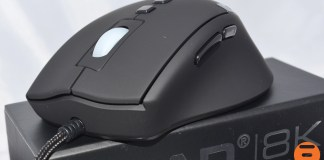 QPAD 8K Gaming Mouse Review 19