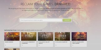 GOG.com upgrade old to DRM-free digital versions with hidden agenda?