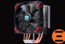 ID-COOLING SE 214X CPU Cooler Review 22