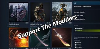 Steam Workshop Allows Modders To Charge For Mods