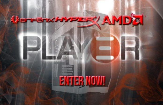 Win an AMD System With AMD, BitFenix, HyperX & Play3r
