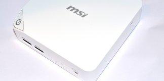 MSI Cubi Mini PC Review 1