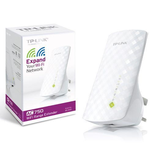 TP-Link RE200 AC750 WiFi Extender Review 14