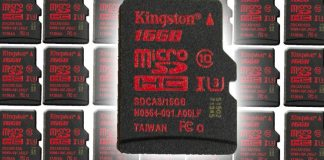 Kingston 16GB Micro SDHC UHS-I U3 Review 16