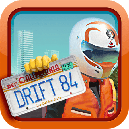 Drift 84 Review - Drifting And A Blast From The Past 4