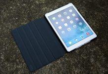 Tech21 Impact Folio iPad Air Case Review 9