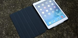 Tech21 Impact Folio iPad Air Case Review 9