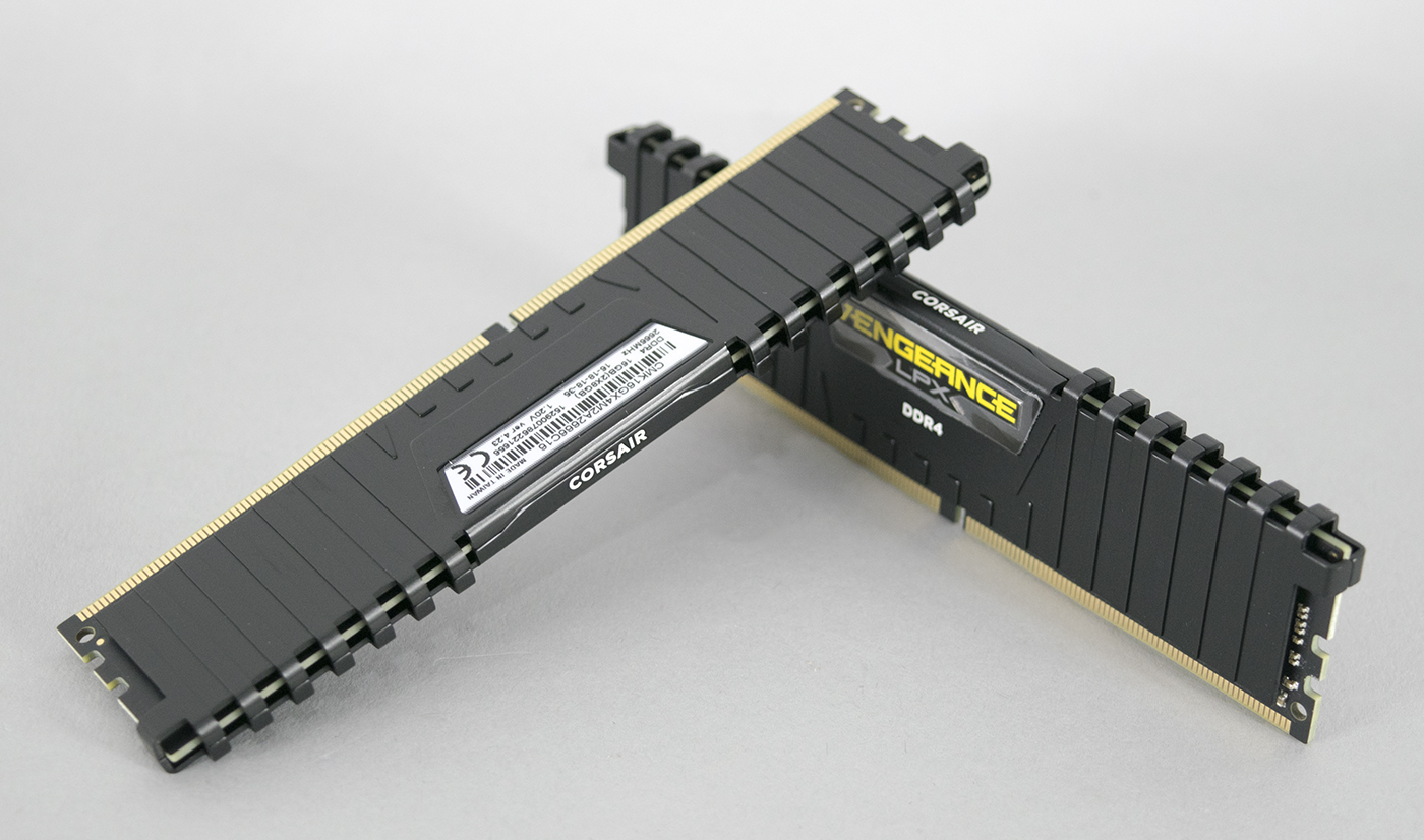 Corsair Vengeance LPX DDR4 2666MHz 16GB (2x8GB) Review | Play3r