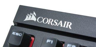 Corsair STRAFE Mechanical Keyboard Review 1