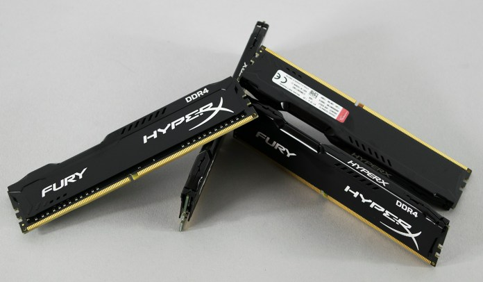 HyperX Fury DDR4-2400 16GB Quad Channel Memory Kit Review 2