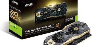 ASUS Announces 20th Anniversary Gold Edition GTX 980 Ti 3