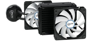 Arctic Release Their First AIOs For CPUs: The Liquid Freezer 120 and 240 1
