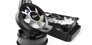 CRYORIG A Series Hybrid Liquid Coolers Released 1