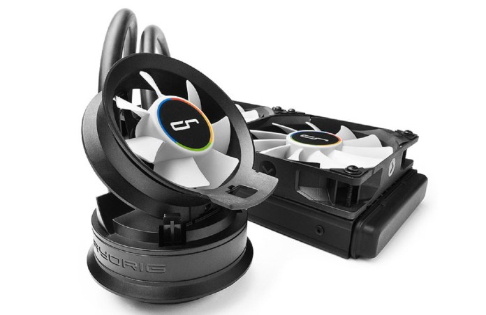 CRYORIG A Series Hybrid Liquid Coolers Released 1